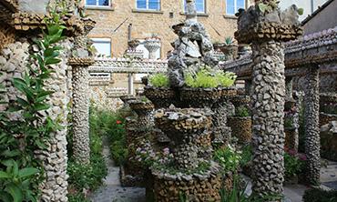 Le jardin de Rosa Mir
