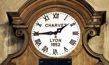 horloge de Guignol